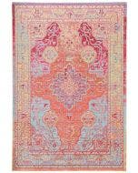Tapis Visconti Multicouleur/Orange