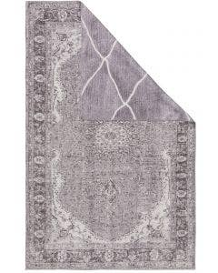 Tapis double face ana Gris