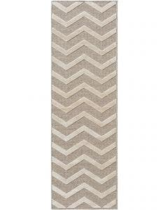 Tapis de couloir North Beige