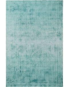 Tapis en viscose Ombre Turquoise