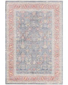 Tapis en viscose Haven Multicouleur