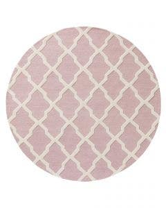 Tapis de laine Windsor Rose