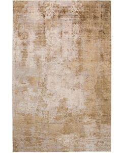 Tapis en viscose Vito Marron clair