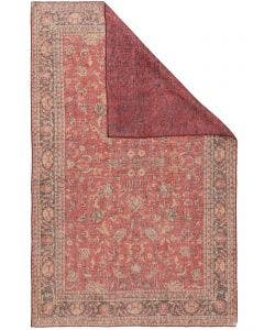 Tapis double face ana Rouge