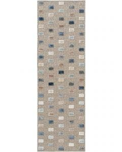 Tapis de couloir North Multicouleur/Beige