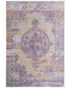 Tapis Visconti Multicouleur/Jaune