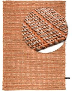 Tapis de jute Ranger Orange