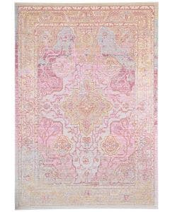 Tapis Visconti Multicouleur/Beige