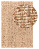 Tapis de jute Sam Natural_Rot